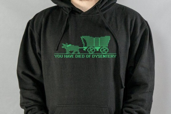 You Have Died of Dysentary Hoodie
