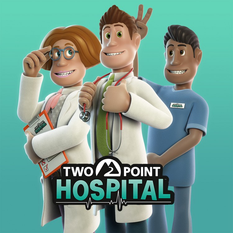 Two Point Hospital (Steam Key)